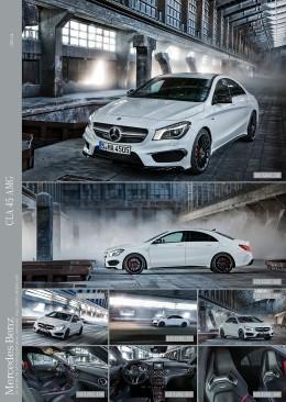 Mercedes Benz Cla Amg