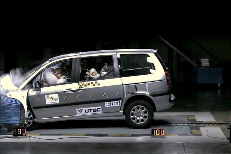 Peugeot 807 2010
