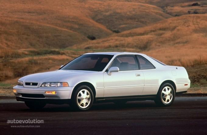 Honda Legend Coupe (1990-1995)