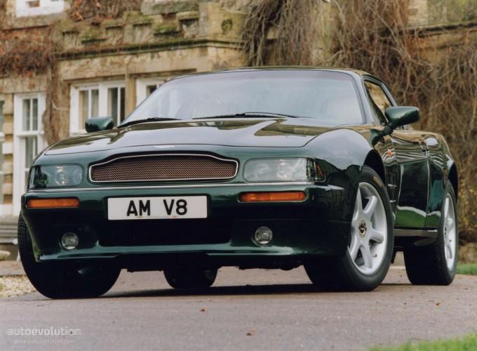 ASTON MARTIN V8 Coupe 1996 - 2000 Photo Gallery - Image 1 - autoevolution