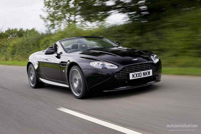 Aston Martin V8 Vantage N420 Roadster. ASTON MARTIN V8 Vantage N420 Roadster 2010 - Present Photo Gallery - Image 1
