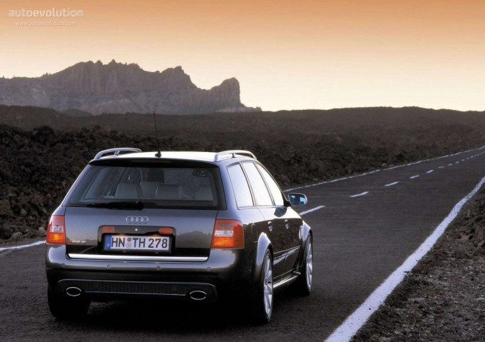 AUDI RS6 Avant 2002 - 2004 Photo Gallery - Image 5 - autoevolution