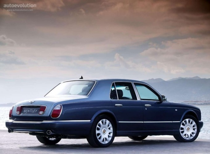 2005 Bentley Arnage R. BENTLEY Arnage R