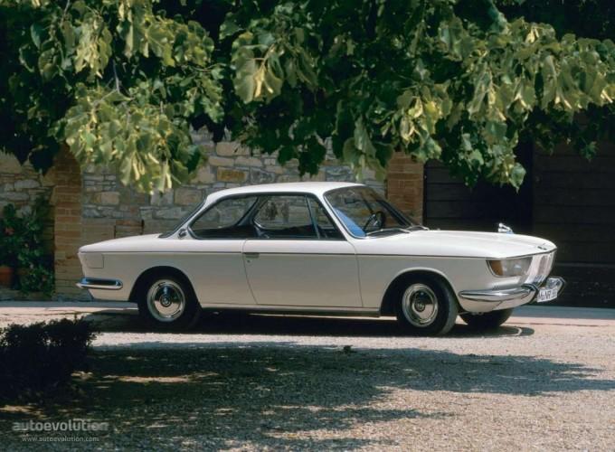 1965 Bmw 2000 Cs. BMW 2000 CS