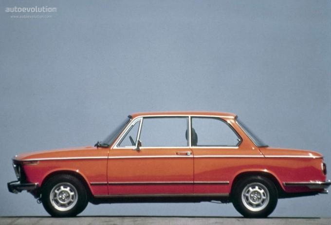 1968 Bmw 2002. BMW 2002