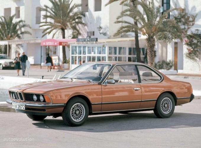 BMW 630 CS (E24)