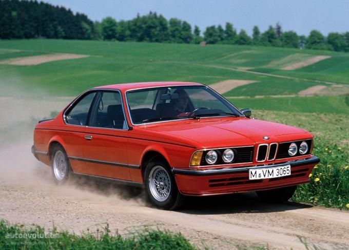 bmw e24. BMW 635 CSi (E24)