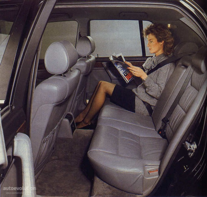 Bmw 730i E32. BMW 7 Series (E32)