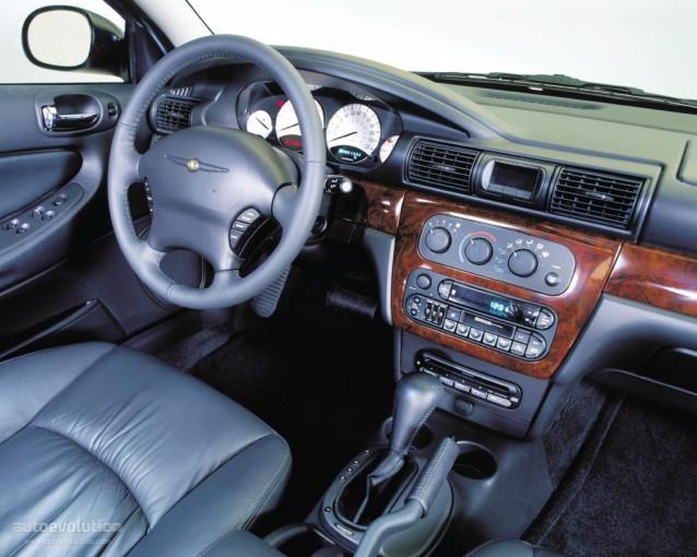 Chrysler Sebring Sedan (2001-2003)