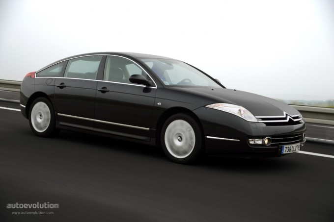 2006 Citroen C6. CITROEN C6 2006 - Present Photo Gallery - Image 3 - autoevolution