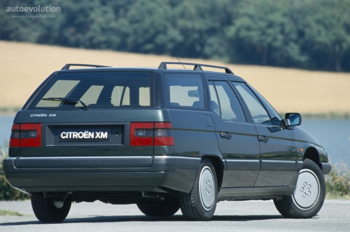 Citroen XM Break