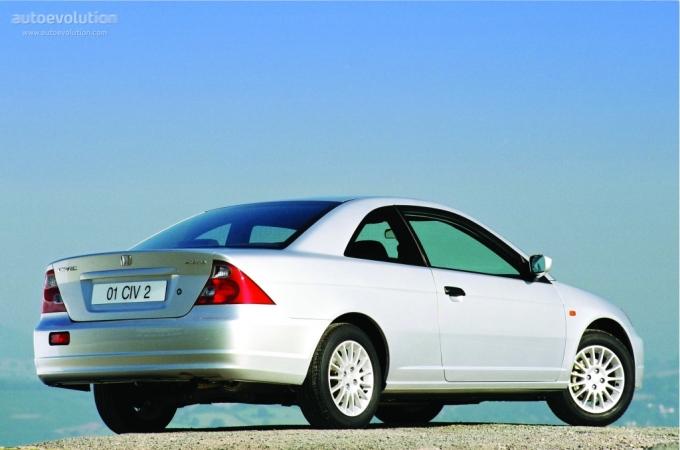 Honda Civic Coupe (2001-2005)