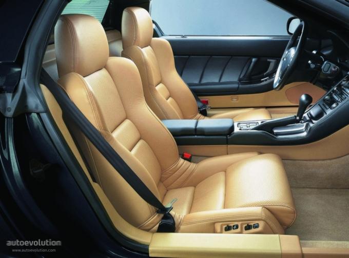 Honda NSX (2002-2005)