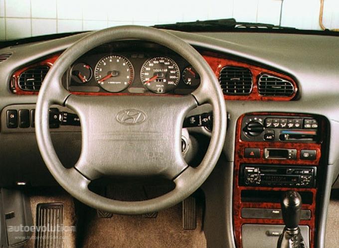 Hyundai Sonata (1996-1998)
