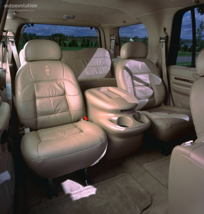 1998+lincoln+navigator+interior