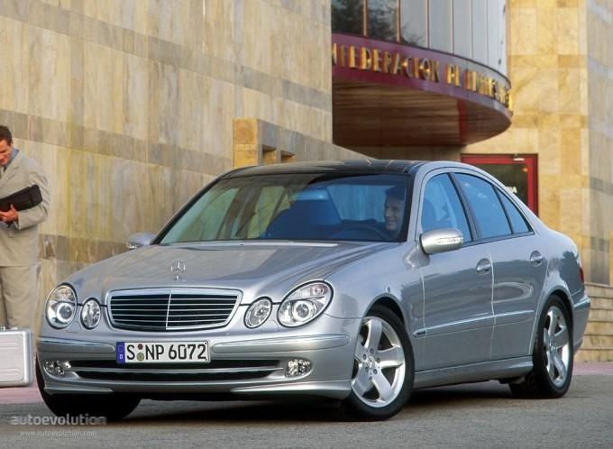 Mercedes W211 Tüm Yedek Parçaları
