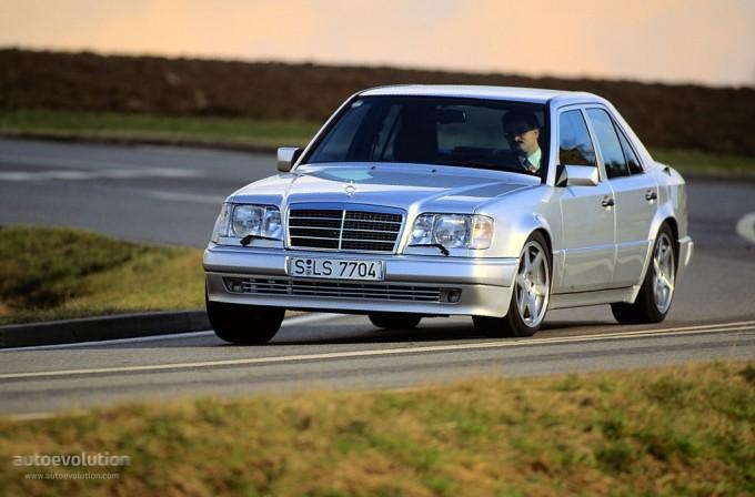 Mercedes - Benz E Coupe (1993-1995)