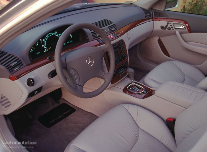 Mercedes - Benz S (1998-2002)