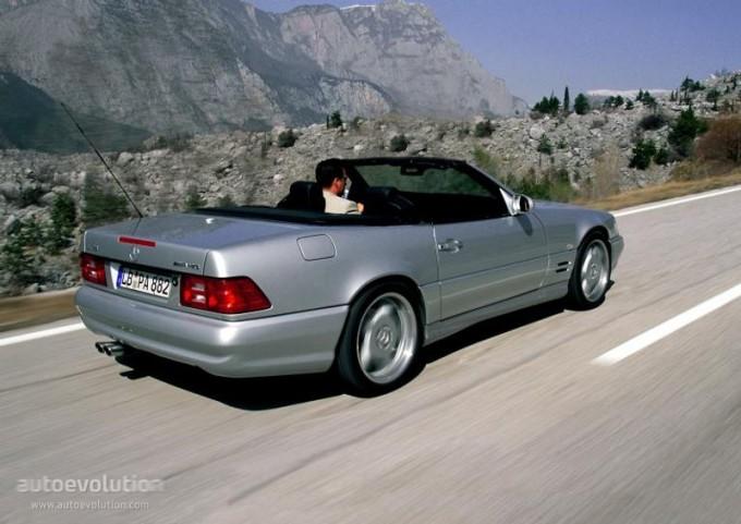 Mercedes - Benz E AMG (1999-2001)