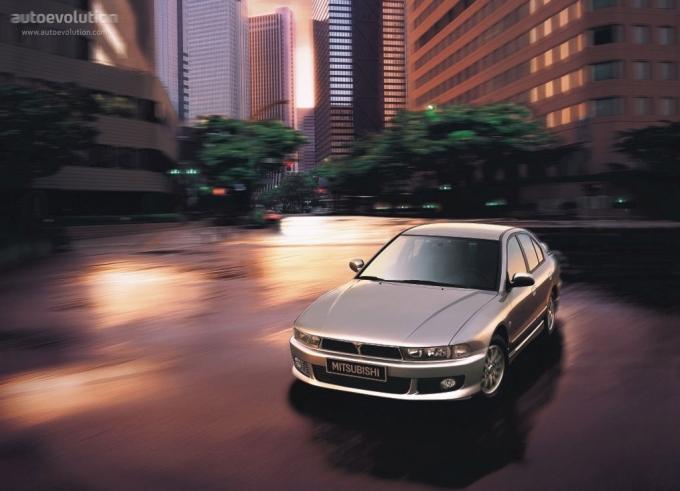Mitsubishi Galant (1997-2004)