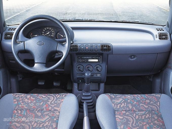 Nissan Micra Cabrio (1992-1998)