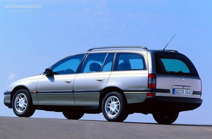 Opel Omega Caravan (1994-1999)