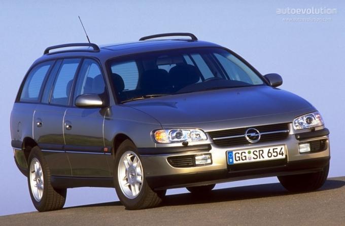 Irmscher Opel Omega Caravan (1994-1999)