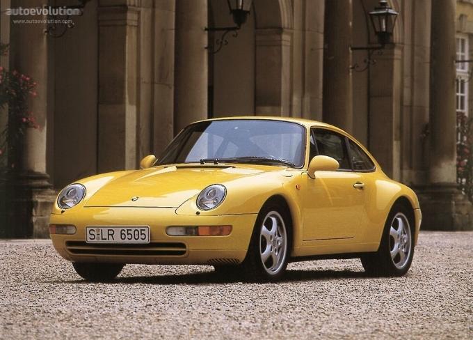 Porsche 911 Targa (1993-1997)