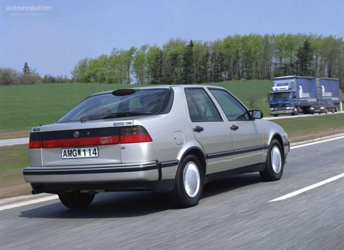 1998 Saab 9000. SAAB 9000 CS
