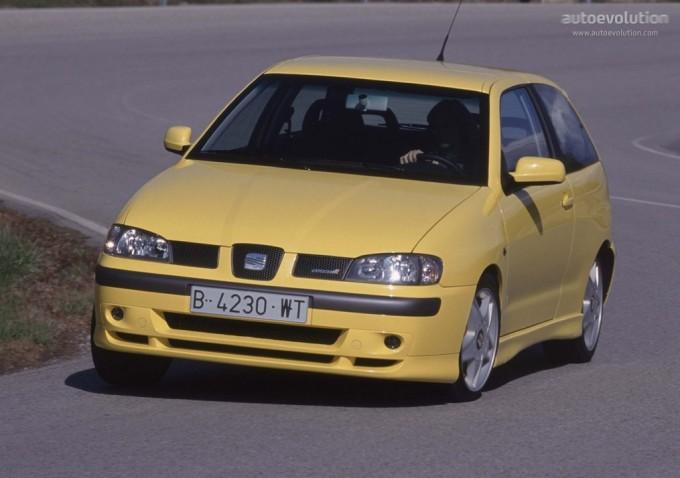 seat ibiza cupra 2001. SEAT Ibiza Cupra