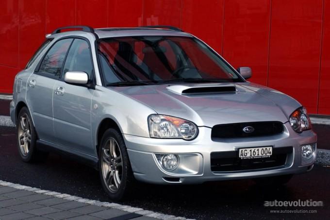 Subaru Impreza Hatchback. SUBARU Impreza Wagon