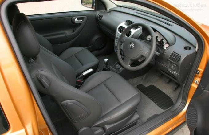 Vauxhall Corsa (2001-2006)