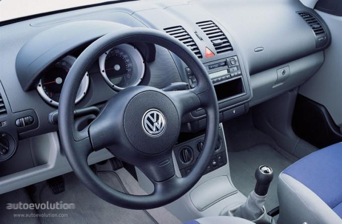 Volkswagen Polo (2000-2001)