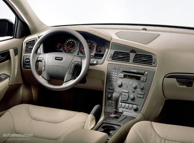 Volvo V70 (2000-2004)