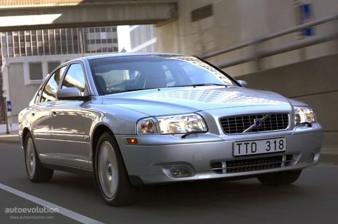 Volvo S80 (2003-2006)