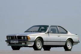 BMW 635 CSi (E24) 1978 - 1989