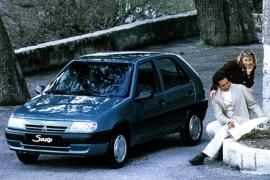 Citroen Saxo (1996-1998)