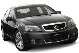HOLDEN Caprice/Satesman 6.0 (2006 - Present) - technical ...