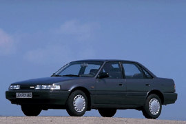 MAZDA 626 (Mk.3) Sedan 2.0i (1988 - 1991) - technical specifications