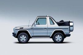 Mercedes - Benz G Cabrio