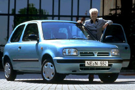 Nissan Micra (1992-1998)