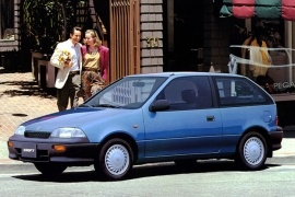 1991 Suzuki Swift (Victoria)