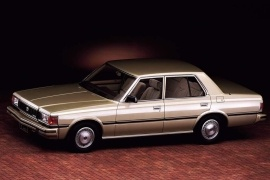 TOYOTA Crown 1980 - 1983 - autoevolution