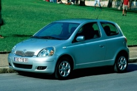 Toyota Yaris (2003-2005)