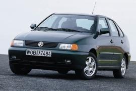 g67hh: volkswagen polo 1998 car