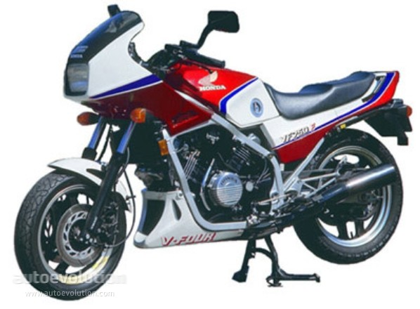 HONDA VF 750 Interceptor