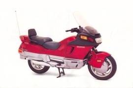 HONDA PC 800 Pacific Coast 798 (1989 - 1998) - technical ...