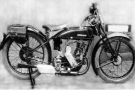 ZUNDAPP Z 300 1928 - 1939