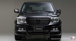 2008 Toyota Land Cruiser Got Pimped Black Bison Edition