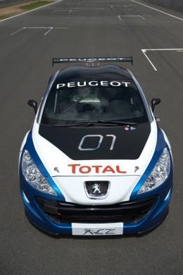 Why You Should Buy Hybrid Car >> 2012 Peugeot RCZ Race Car Unveiled [Video] - autoevolution